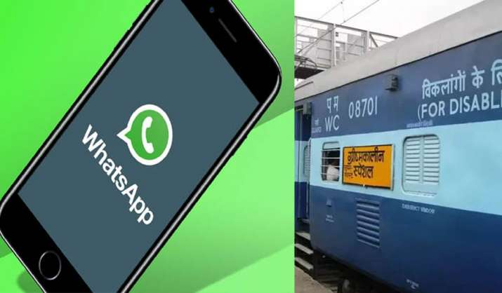 Train Enquiry on WhatsApp - India TV Paisa