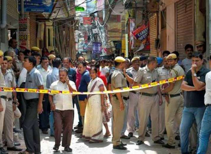 burari case Police question over 200 people in...- India TV