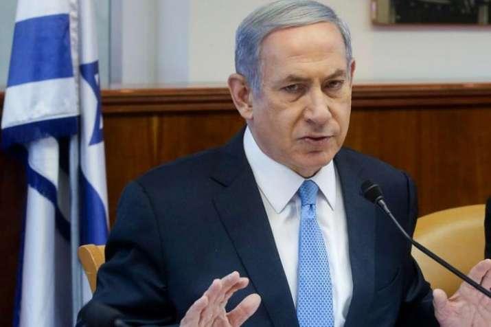 Benjamin Netanyahu- India TV