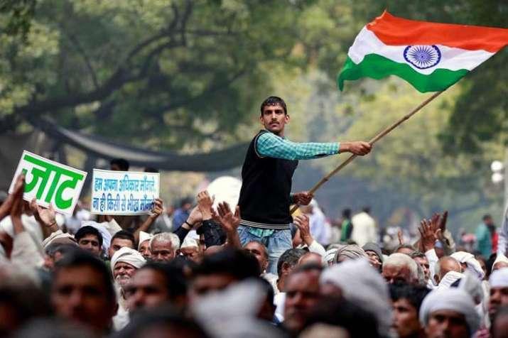 SC says no ban on Jantar-Mantar can take place- India TV