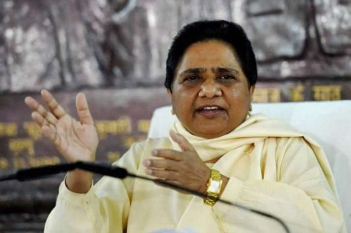 Mayawati claims BSP dont have any Tweeter and Facebook...- India TV