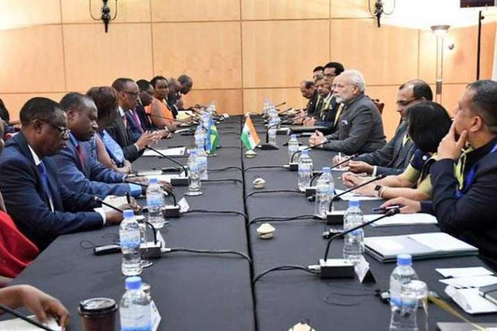 India Offered 20 Million Dollar Loan To Rwanda