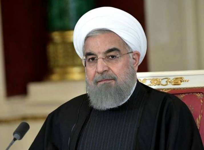 Rouhani said Iran relationship with Europe is...- India TV