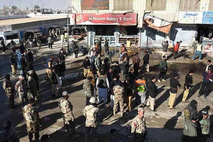 At least 25 people killed in Quetta bomb blast- India TV