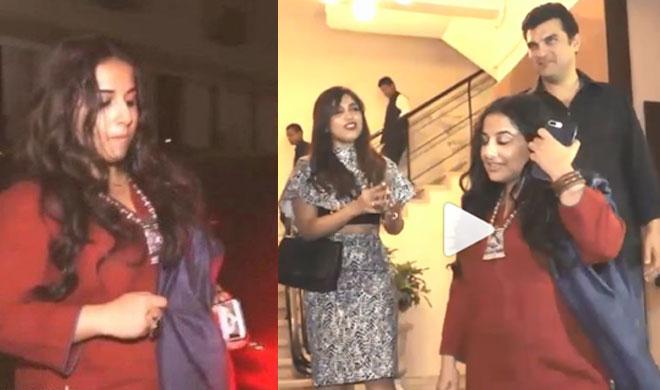 विद्या बालन- India TV