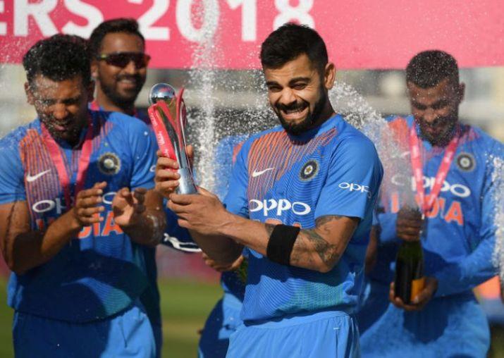 भारतीय टीम Photo Credit:...- Khabar IndiaTV