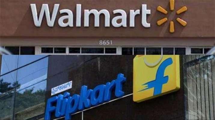 Traders body to start protest against Walmart-Flipkart deal from Monday - IndiaTV Paisa