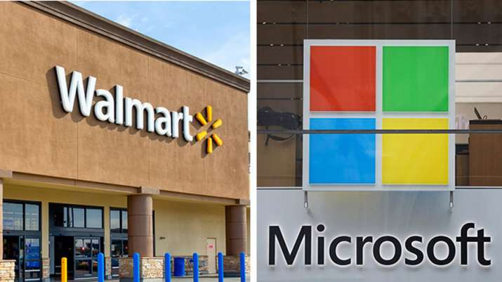 Walmart and Microsoft come together to compete with Amazon- India TV Paisa
