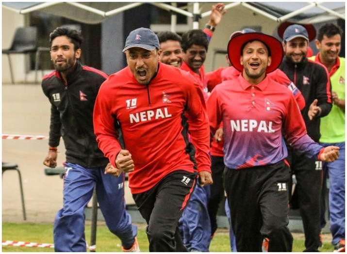 नेपाल क्रिकेट टीम- India TV
