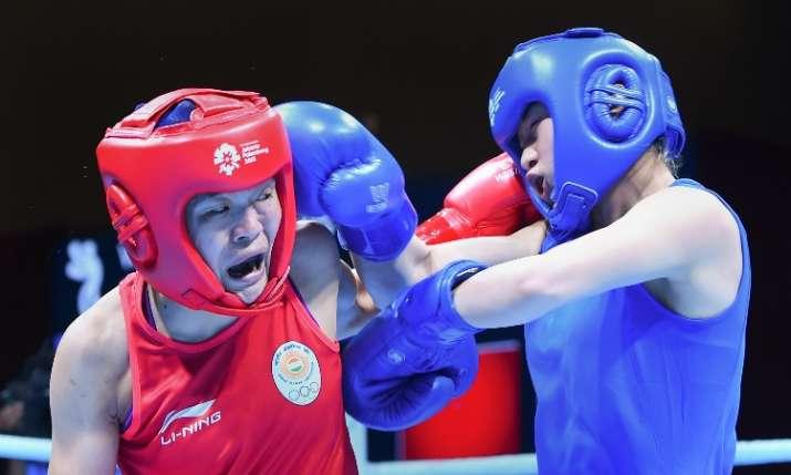 भारतीय महिला मुक्केबाज सरजुबाला देवी- India TV