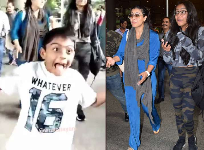 jay devgn kajol son yug devgn- India TV