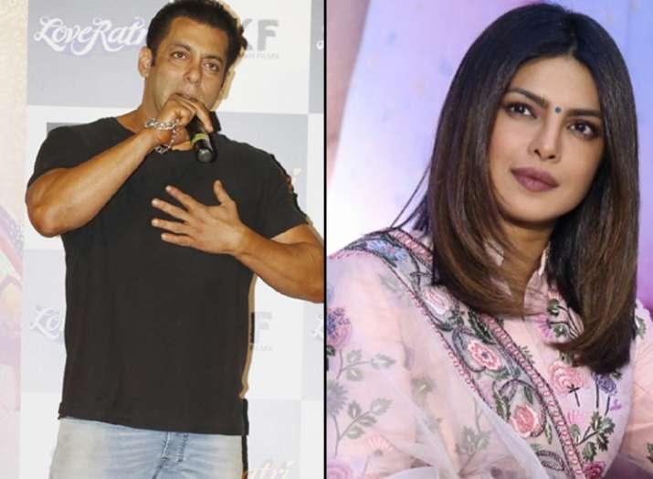 Salman Khan Priyanka Chopra- India TV
