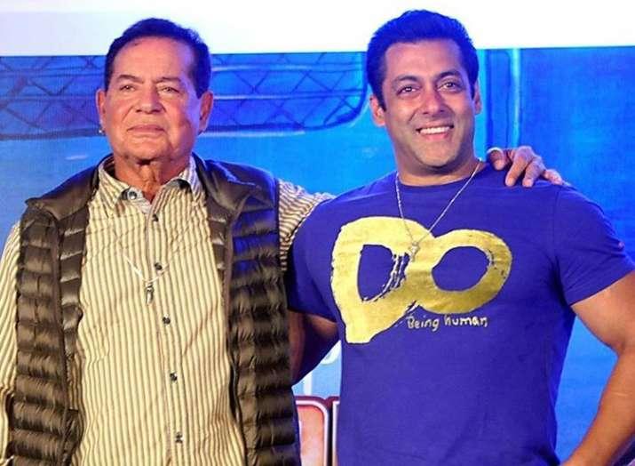 Salman Khan Salim Khan- India TV