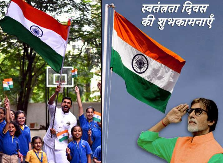 72nd Independence Day- India TV