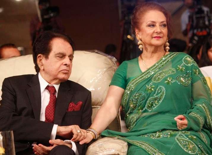 saira banu and dilip kumar- India TV