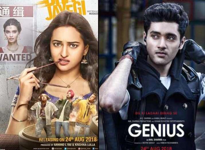 happy phirr bhaag jayegi and genius- India TV