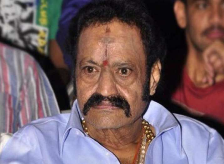 Nandamuri Harikrishna dies- India TV
