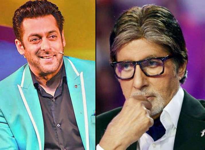 Salman Khan Amitabh Bachchan- India TV