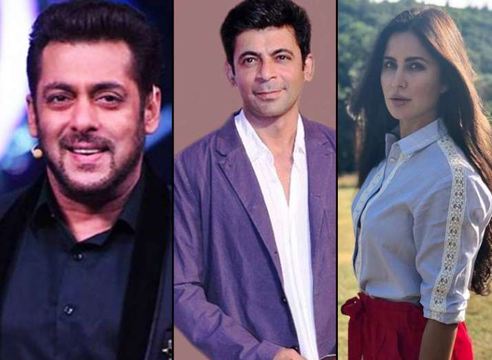 Salman Khan, Katrina Kaif, Sunil Grover- India TV