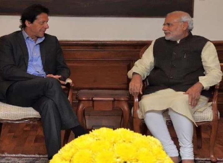 भारत, पाकिस्तान, प्रधानमंत्री मोदी, इमरान खान- India TV