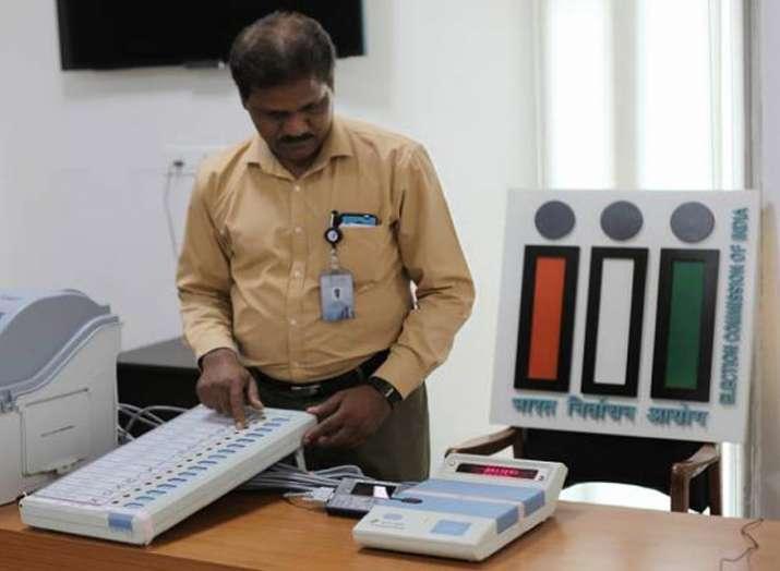 निर्वाचन आयोग, बैलेट पेपर- India TV