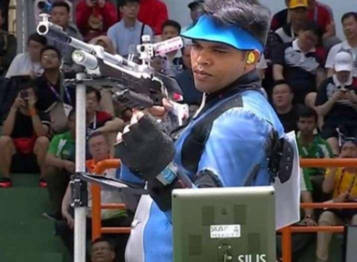 एशियाई खेल 2018, निशानेबाजी, दीपक कुमार- India TV