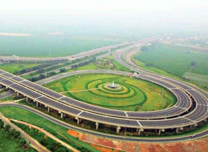 दिल्ली-मुंबई एक्सप्रेसवे, नितिन गडकरी- India TV