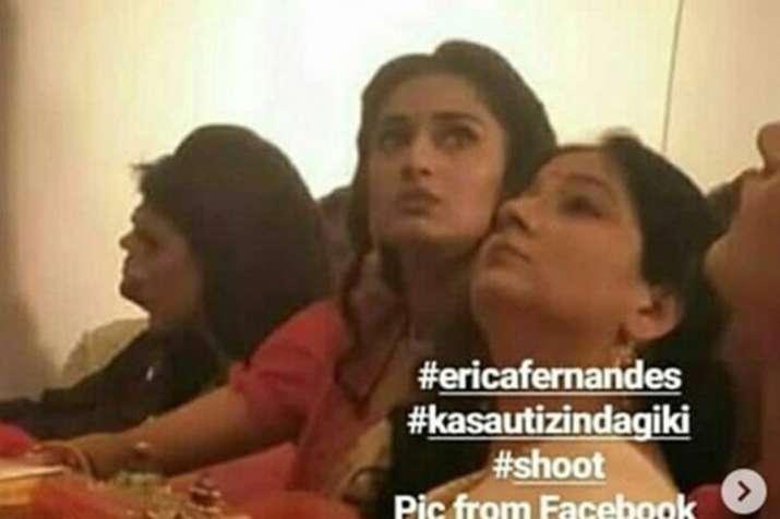 Kasauti Zindagi Kay 2 Kolkata shoot pictures leaked- India TV