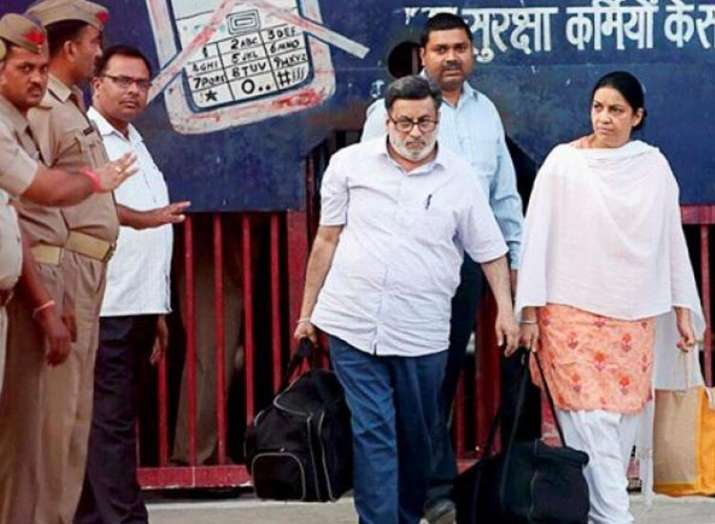 आरुषी मर्डर केस, नूपुर तलवार, राजेश तलवार- India TV