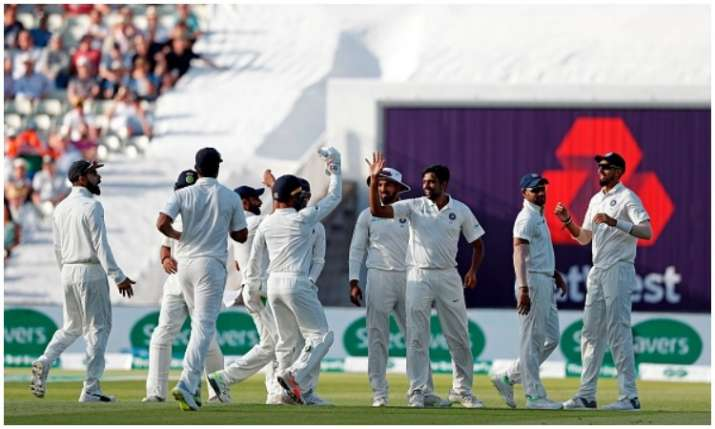भारतीय टीम। Photo: Getty Images- India TV