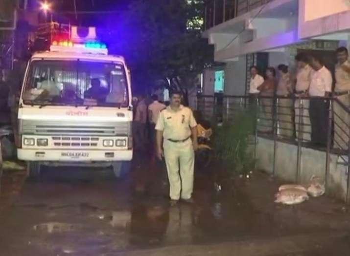 महाराष्ट्र, पालघर, विस्फोटक, मुंबई, एटीएस- India TV