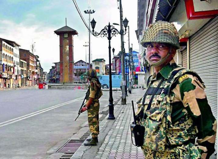 Article 35A, Separatists call for complete shutdown in Srinagar- India TV
