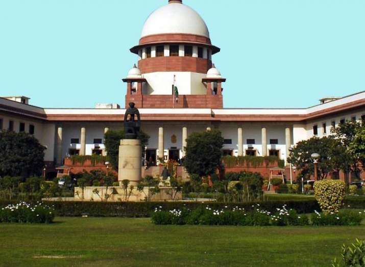 सर्वोच्च न्यायालय- India TV