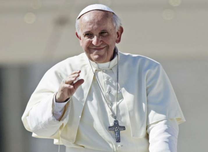 समलैंगिकता, पोप फ्रांसिस- India TV