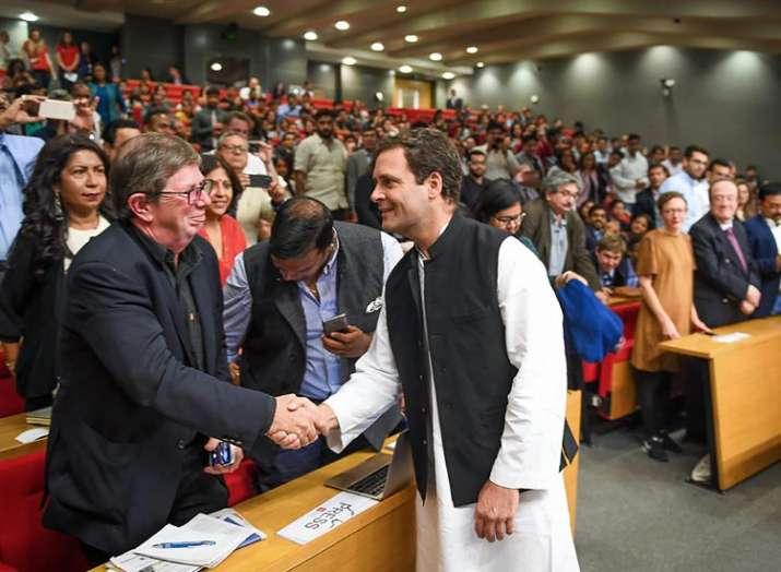 मोदी, ट्रंप, राहुल गांधी- India TV