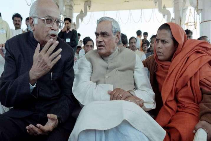 लालकृष्ण आडवाणी, अटल...- India TV