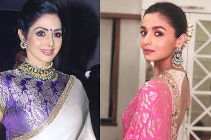Sridevi, Alia Bhatt- India TV