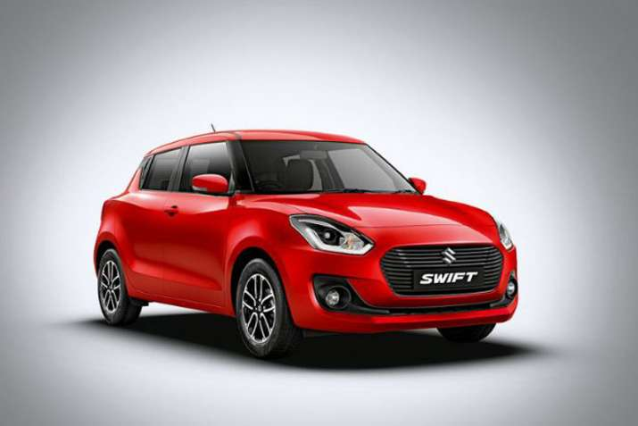 Maruti Suzuki now launches AGS in top variants of all-new Swift- India TV Paisa