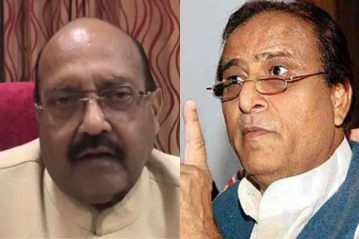 Akhilesh Yadav is President of 'Namajwadi Party', Azam Khan a demon, says Amar Singh | PTI- India TV