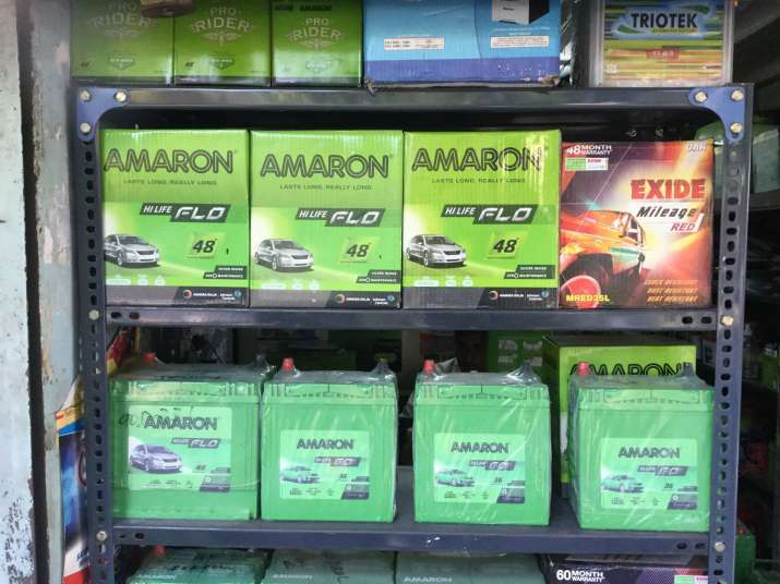 Amaron Batteries- India TV Paisa