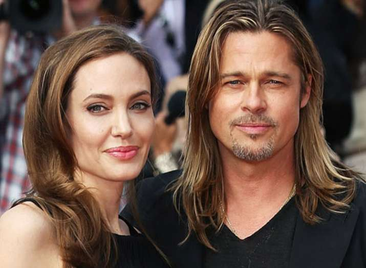 angelina jolie, brad pitt- India TV