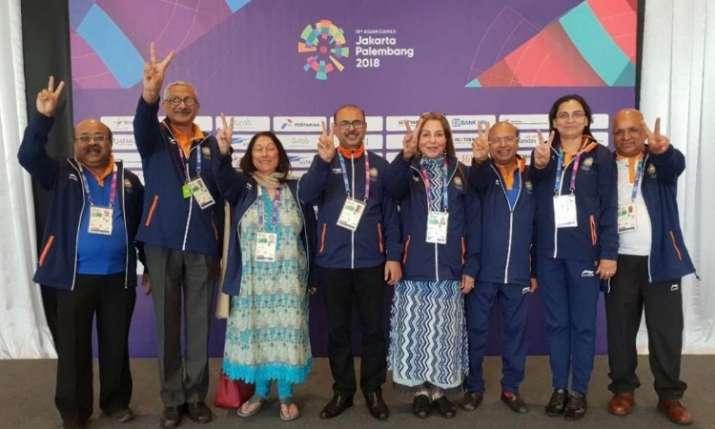 भारत की मिश्रित और पुरुष टीम ने जीते कांस्य- India TV