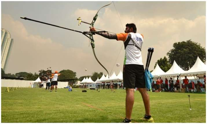 India won silver in archery- India TV