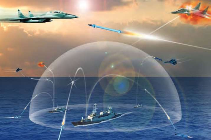 Israeli Navy to procure Barak 8 missile defence system jointly developed with India | www.iai.co.il- India TV