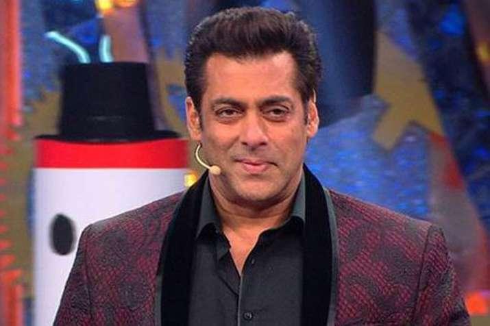 Salman Khan in Bigg Boss- India TV
