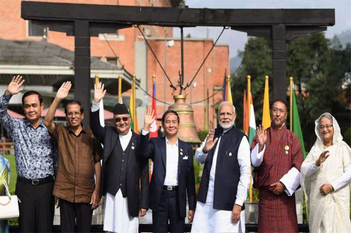 BIMSTEC Summit: Member nations term terrorism as 'great threat'- India TV