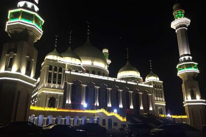 Weizhou Grand Mosque | AP Photo- Khabar IndiaTV