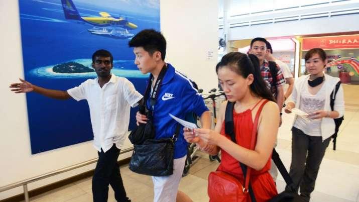 Chinese Tourist- India TV Paisa