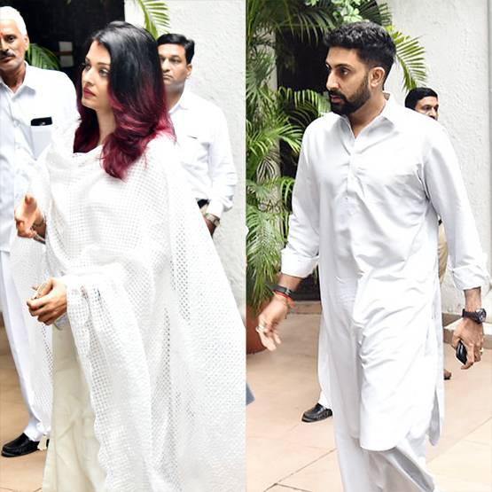 Aishwarya Rai Bachchan, Abhishek Bachchan - India TV
