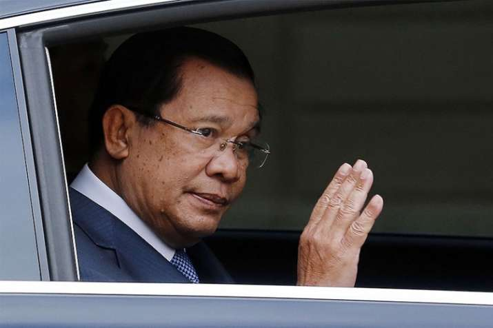 CPP of Hun Sen wins all parliamentary seats in Cambodia election | AP Photo- India TV